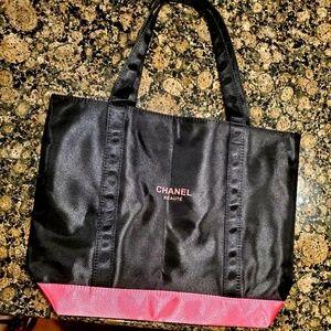 VIP Chanel Beauty Tote Bag